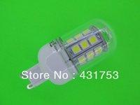 G9  200-260V 9W Cold white / Warm White 360 Degree 5050 SMD 27Led Light Bulb Lamp Energy Saving