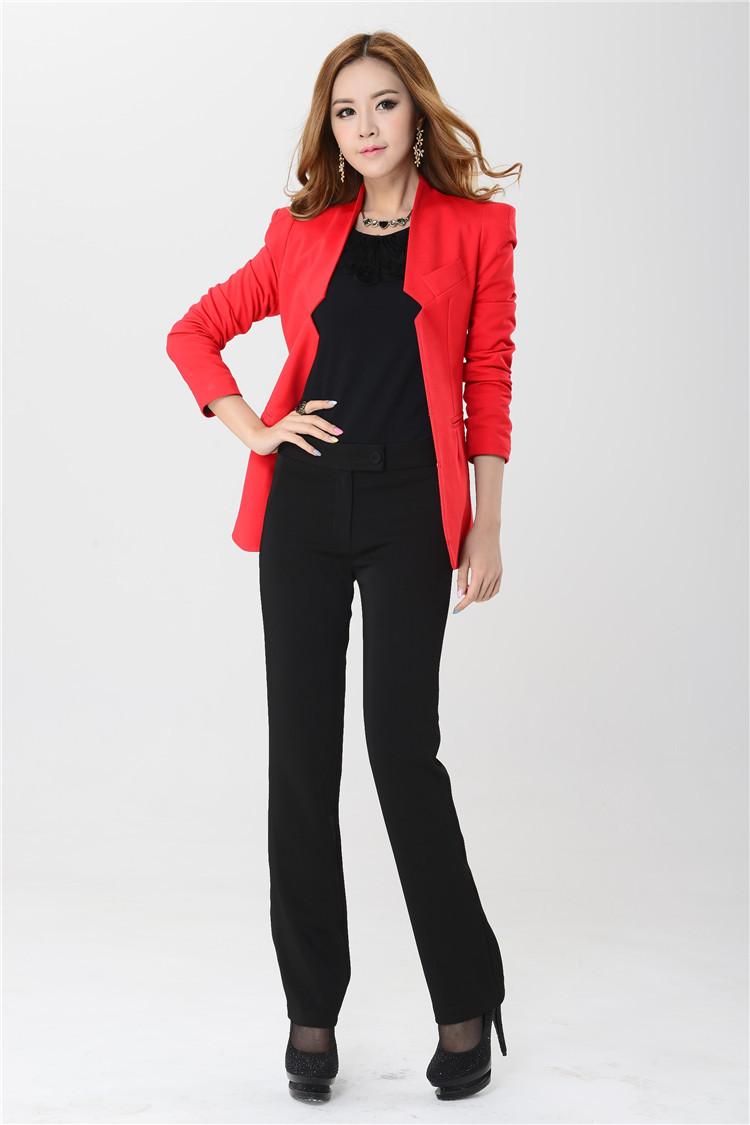 Брюки костюм для женщины бизнес комплект официальный женское блейзеры дамы одежда комплект рабочий элегантный черный