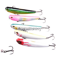 5X Fish Hunter DL1D Pencil Fishing Lures/80mm/9g Top Water