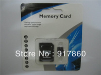 wholesale SD card 64G Micro memory tf card  for Free TF Card Adapter + Gift Card Reader + Free shipping