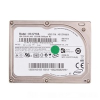 "Free shipping 1.8"" CE 120GB HS12YHA HDD For Ipod Classic 6th Gen HDD Laptop Hard Disk Drive 5mm"