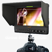 """LILLIPUT 663/O/P 7"""" HDMI Field Monitor with Advanced Functions for DSLR & Full HD Camcorder, HDMI monitor with HDMI output"""