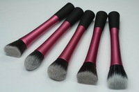 Big Discount! 5 pcs Cosmetic Facial Make up Brush Kit Makeup Brushes Tools Set Free Shipping