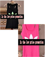 New 2014  Summer Dress  Top Tank Top Women's camisole Vest  Women Fashion Cotton  TANKS Top