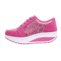 2012 autumn swing weight platform shoes Women's shoes, leather shoes, sports shoes size 35-40 Diet  A249