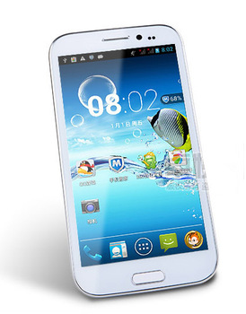 U1 quad-core mobile phone ultralarge 5.3 screen mobile phone ultra long standby smartphone made in china