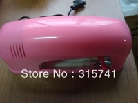 NAIL POLISH DRYER LAMP 220V/110V 9W Professional Nail Art Gel UV Lamp Light Dryer White and Pink