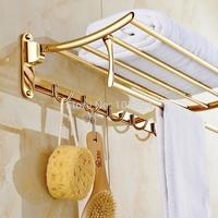 Fashion bathroom sanitary ware hardware accessories set towel rack