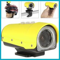 Mini Sports Camera DV HD 1080 x 720 Action Waterproof Digital Video Camera FREE SHIPING