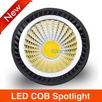 20pcs/lot Factory directly Free Shipping GU10 5W COB Spotlight 2year warranty high lumen High quality aluminum LED Spot Light