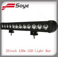 10-45V DC 10200LM High Power Waterproof LED Light Bar 120W