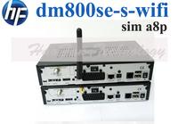 Satellite Receiver dm800se wifi 300Mbps Enigma2 sim card a8p Enigma2 dm800hd se bcm4505 tuner sim a8p Linux OS Fast Shipping
