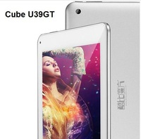 9 inch PLS Screen 1920*1280px Cube U39GT Quad Core Tablet PC Andriod 4.2 OS RK3188 1.8GHz 2GB RAM 16GB Dual Camera Bluetooth