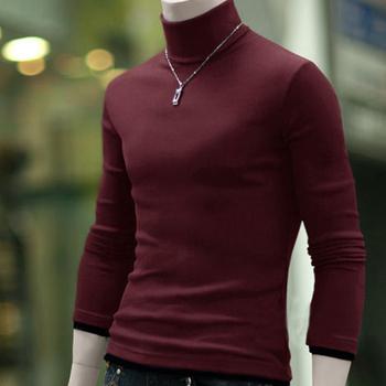 Горячая продажа нового прибытия Продажа бесплатная доставка 2014 поддельных двух частей мужские трикотажные мода свитер свитер пуловеры MZL056