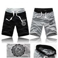 Sports Men male knee-length beach pants casual pants male men's clothing