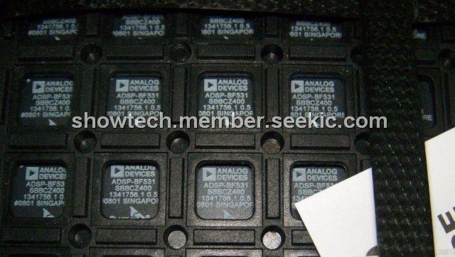 Основные бренды аутентичные ADSP-BF531SBBCZ400 10pcs adsp 2189mkst 300 new
