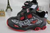 2013 fashion Hot the children CAR shoes Cool good qulity child's sport shoes Boys shoes free shipping