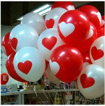 hearts ballon promotion