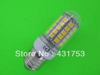 E27 Chip 69 LED Cool White Light Bulb Lamp 220V 12W ( High Brightness ) lights for home 5050 SMD