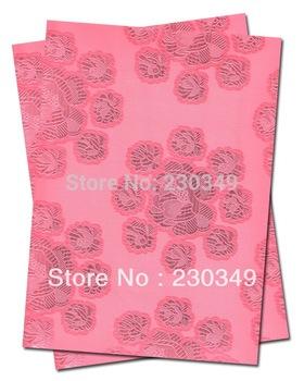 Free shippig African headtie,Head Gear, Sego Gele&Ipele,Head Tie & Wrapper, 2pcs/set ,Item No.0088 PINK