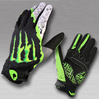 Free shipping motorcycle cycling gloves size M / L / XL