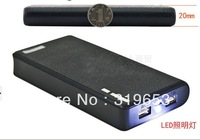 30000MAH USB Portable Power Bank For Mobile Phone Ipad ,Battery Charger Traveling Power Pack #Pb0001  + Free Shipping