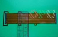 Flexible Printed Circuits FPC 60Pin for Denso car audio screen Display cable voice navigation Toyota Fujitsu ten 08601-00940