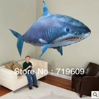 Genuine In space remote control flying fish clown Children's Day gift seeking wedding d house ball pool the tent