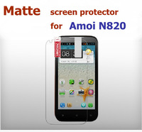 Fast shipping 3 Pieces of Matte Screen Protector Film For Amoi N820 Android Cell Phone
