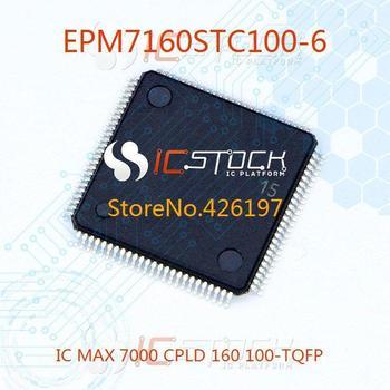 EPM7160STC100-6 IC MAX 7000 CPLD 160 100-TQFP 7160 EPM7160STC100 1pcs