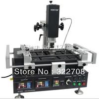Free Shipping, HT-R390 upgrade HT-R392 BGA rework station, HONTON manufacturer directly sale 220V Black
