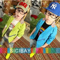 Kids School Uniform New Autumn Boy Small Suits Children Fall Wear,Formal Coats,Free Shipping  K2078