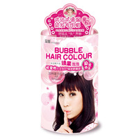Wenya candy bubble hair essence plant foam shampoo hair dye