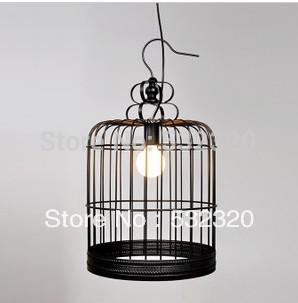 Online kopen wholesale metalen kooi licht uit china metalen kooi licht groothandel - Decoratie kooi ...