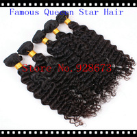 free shipping 2pcs/lot mixed lengths cheap deep wave malaysian virgin hair extensions, wholesale price human hair weaving