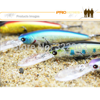 New Fashion Big Minnow High Quanlity Fishing Lure Baits 90mm 12.4g fFor The Fish Fresh Water Wholesale Hard Bait Free Shipping