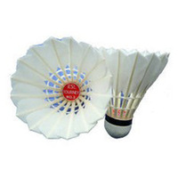 FREE SHIPPING hot sell high quality shuttlecock