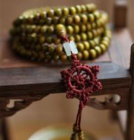 3 Pcs! T17 Green Sandalwood Beads Bracelet about 216 Beads Wholesale male Women