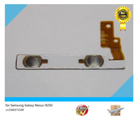 100%Original Free shipping power  +Volume Button Flex Cable Ribbon Replacement for Samsung Galaxy Nexus i9250