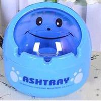 Revitalize jz330 spherical ashtray fashion cartoon fashion home flip smoke cup