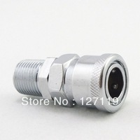 "1/2""Male BSPT Air Compressor Hose Quick Coupler Socket Connector"