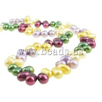 High Quality Natural Freshwater Pearl Necklace,Fashion Fine Jewelry Long Necklaces for Women Statemen Necklaces