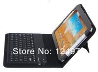50PCS FOr Galaxy Note 8.0 N5110/N5100 Waterproof Wireless Bluetooth Keyboard Case with Retailbox