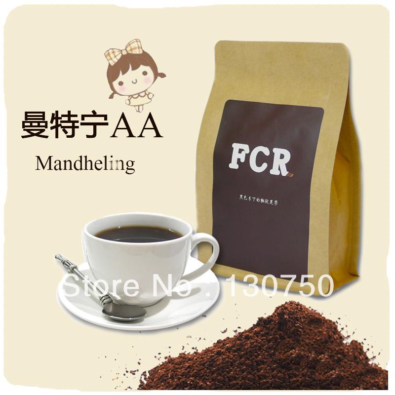 Ord ning 454 grams AA organic Coffee powder imported sugar free Slimming Coffee black