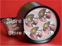 Free DHL3000lm  4*U2  9v-16v 30w Cree u2 led motorcycle wholesale auxiliary universal cree led motorcycle headlights lamp