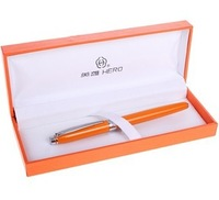 Free shipping wholesale ladies super hero pen genuine Hero3015A slip ultrafine dark red iridium tip pen