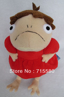 "6""New Ponyo Stuffed Plush Toy Ponyo on the Cliff by the Sea"