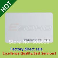 RFID Proximity TK4100 ID Thin Card for Acess Control 125KHz