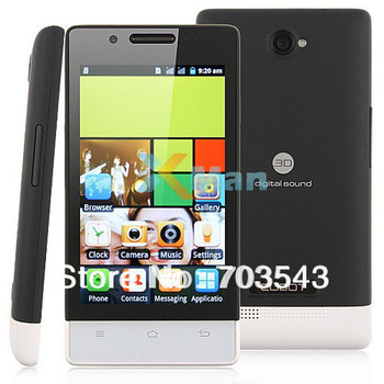 Original CUBOT C9+ Smart Phone MKT 6572M OS Android 4.2 1.2GHz 4.0 Inch 2.0MP Camera 800*480 in stock Daisy