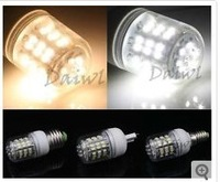 4pcs G9/E14/E27 48 SMD 3528 LED Corn Bulb Light Lamp Spotlight Energy Save 220V White/Warm White